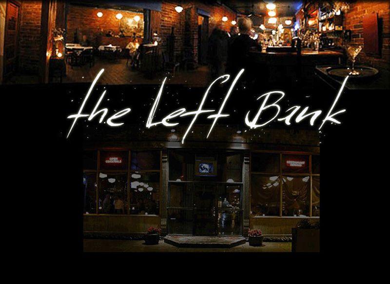 The Left Bank Downtown Restaurants