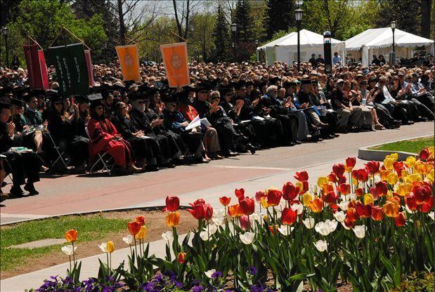 University of Vermont Arts & Sciences Spring 2014 Commencement
