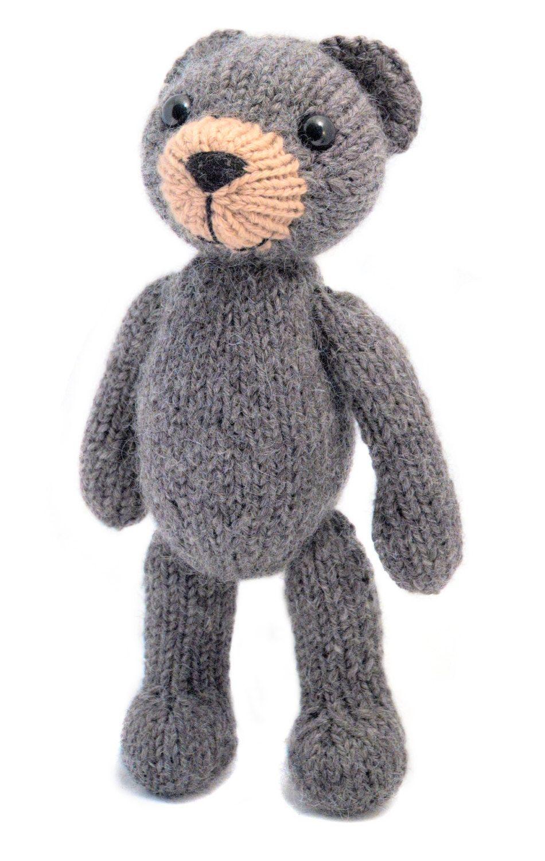 Big Teddy Knitting Pattern | Amazing DIY | Pinterest | Big teddy ...