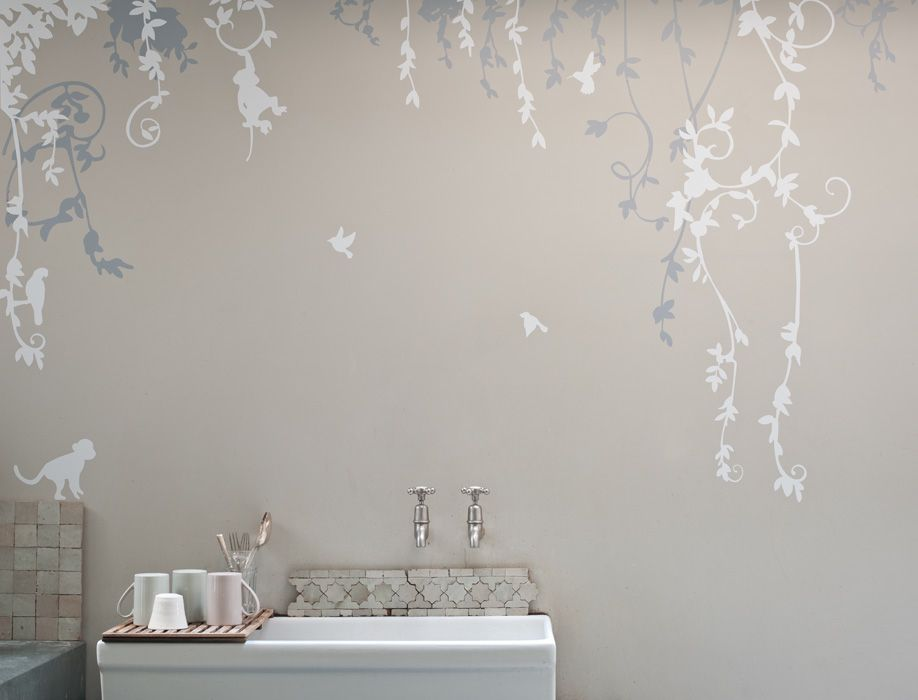 Are You Interested In Our Bird Wall Stickers? With Our Jungle Wall Decal  You Need Look No Further.