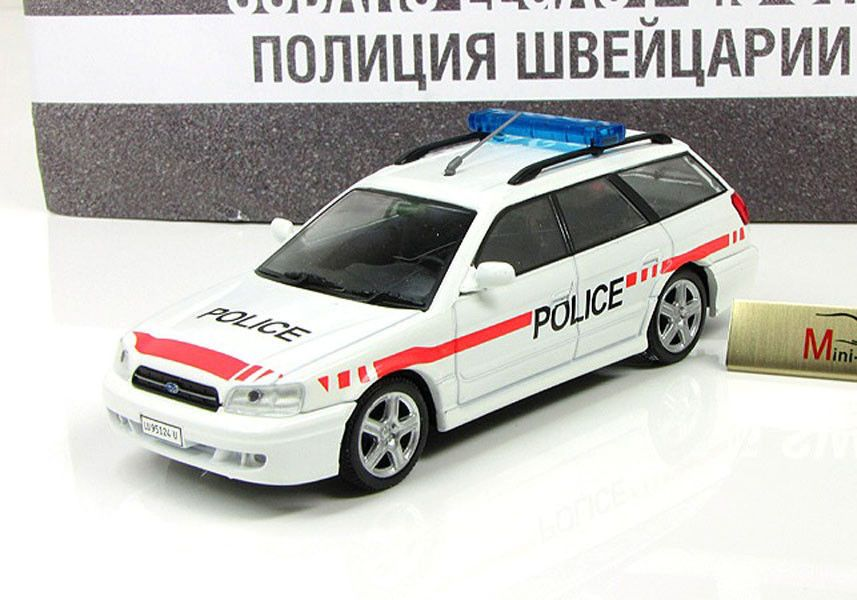 Pin by Rafaello on 1:43 | Subaru legacy, Police, Subaru