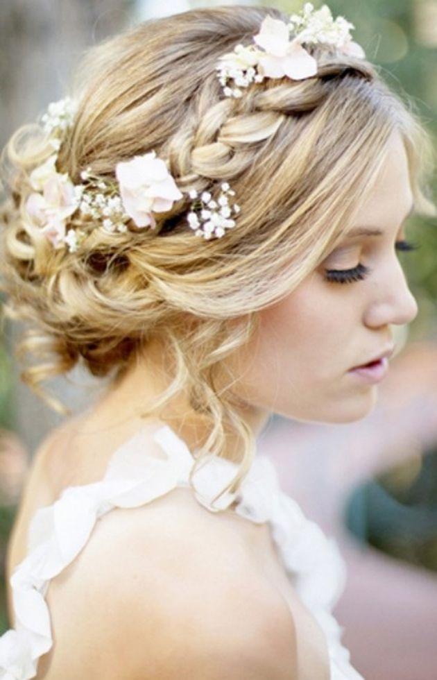 Idées de coiffure pour un mariage médiéval celtique