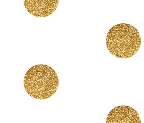 Colorful Fabrics Digitally Printed By Spoonflower Jumbo Glitter Polka Dot Polka Dots Wallpaper Gold Polka Dot Wallpaper Glitter Wallpaper Bedroom