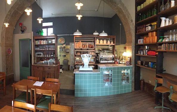 Fábrica Lisboa, Café Rua da Madalena, 121 - Baixa
