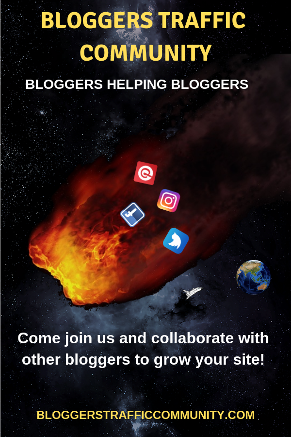 If You A Blogger Or A Website Owner You Should Come And Join Us We Help Each Other By Leveraging Social Media Platf Blog Traffic Blogger Increase Blog Traffic