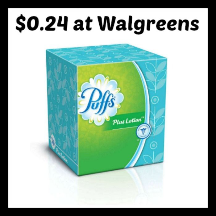 Walgreens Puffs Facial Tissue Only 0 24 Http Dealmama Com 2017 05 Walgreens Puffs Facial Tissue 0 24 Puffs Tissue Print Coupons Facial Tissues