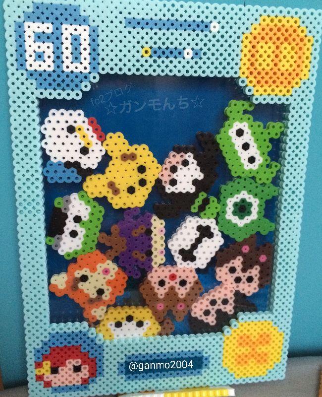 yoshieamanuma さんのボード「アイロンビーズ」で、他にもたくさんのピンを見つけましょう。