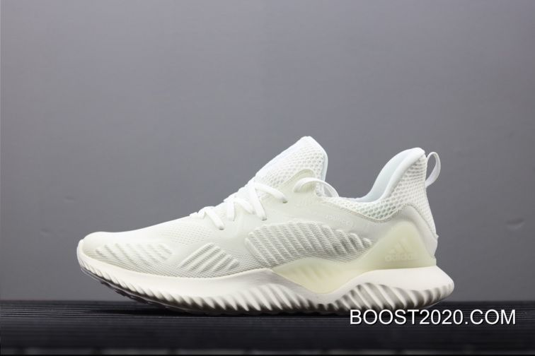 8fb840f124162 2019 的 Outlet Buy Now Adidas AlphaBounce Beyond White   Silver ...