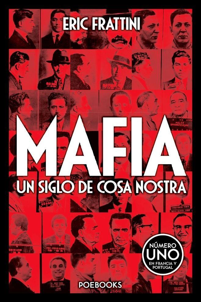 Mafia Un Siglo De Cosa Nostra Eric Frattini Escritor