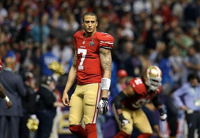 ESPN Kaepernick Body Issue | Colin Kaepernick's Photo ...