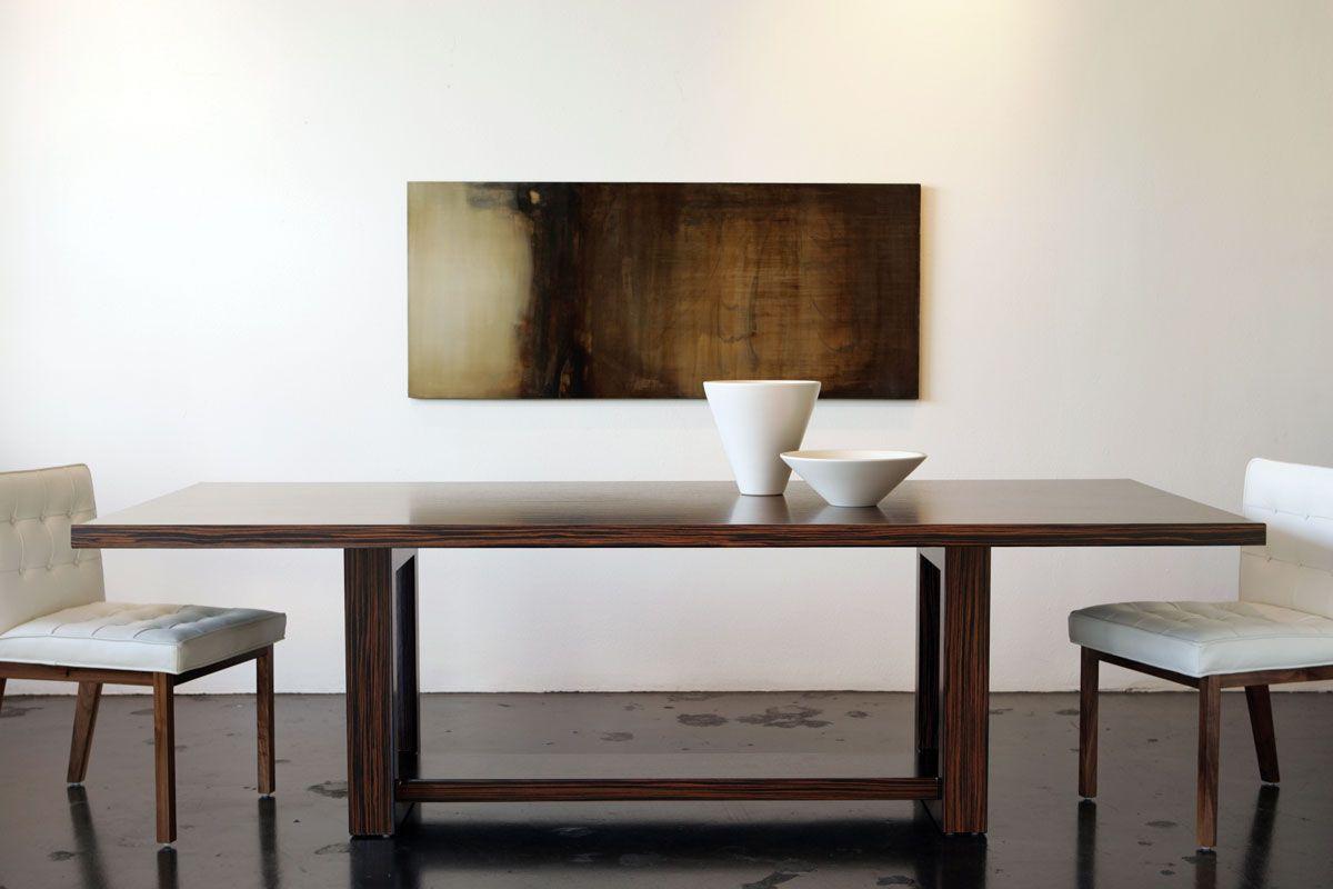 Zeitgenössische Küche Tische Esstisch stühle