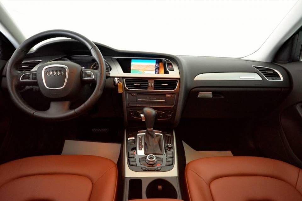 Interni Audi A4 Allroad 3.0 TDI S-TRONIC                   www.lorenzihub.it