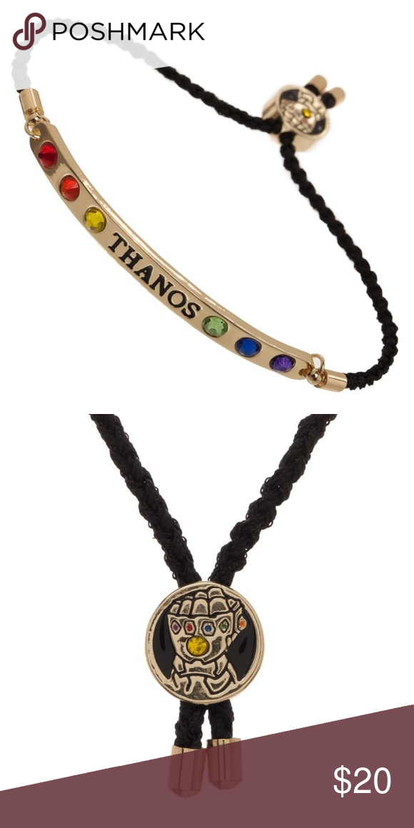 8173209e5a0 Avengers Infinity War Thanos Pull Tight Bracelet This is for 1 Avengers  Infinity  War themed