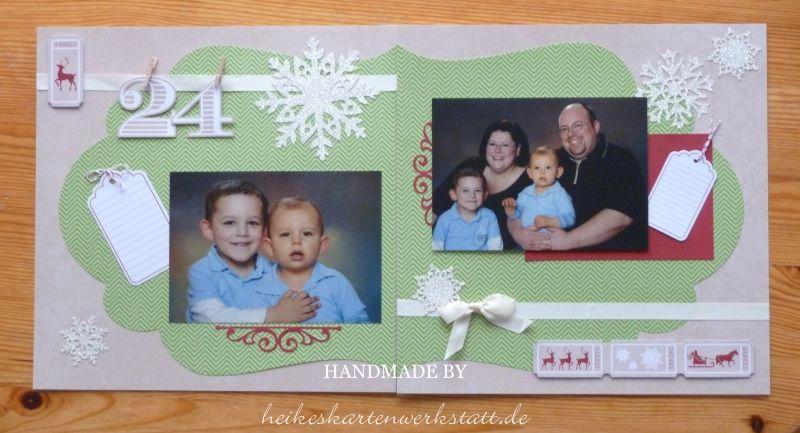 Heikes Kartenwerkstatt | Kreatives mit Stampin' UP! für jeden Anlass mit Liebe zum Detail | Page 2