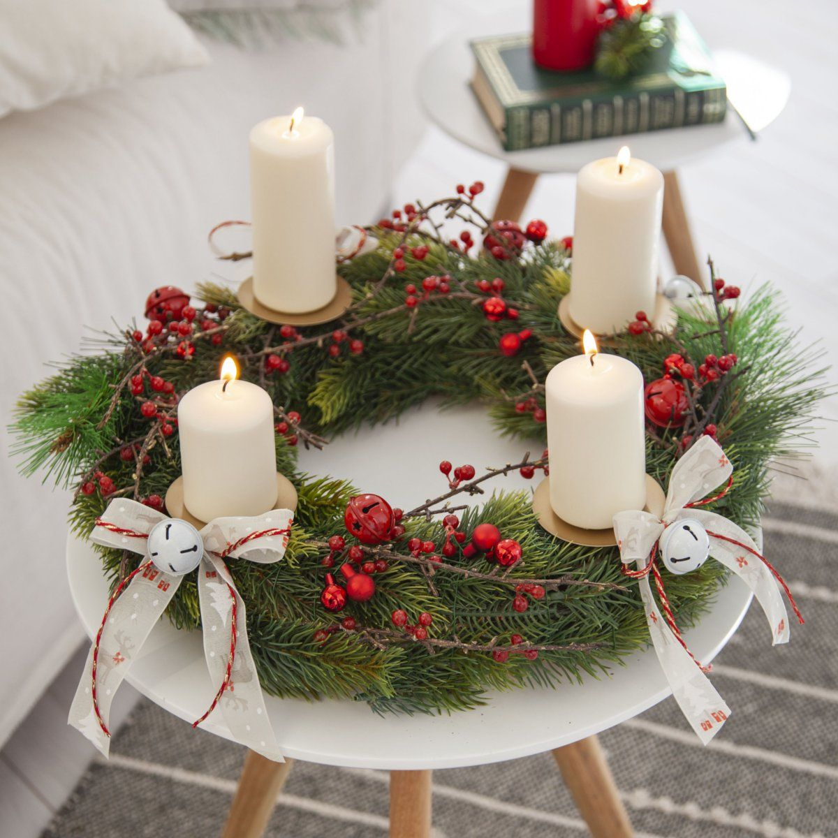 Photo of Make your own Christmas wreath