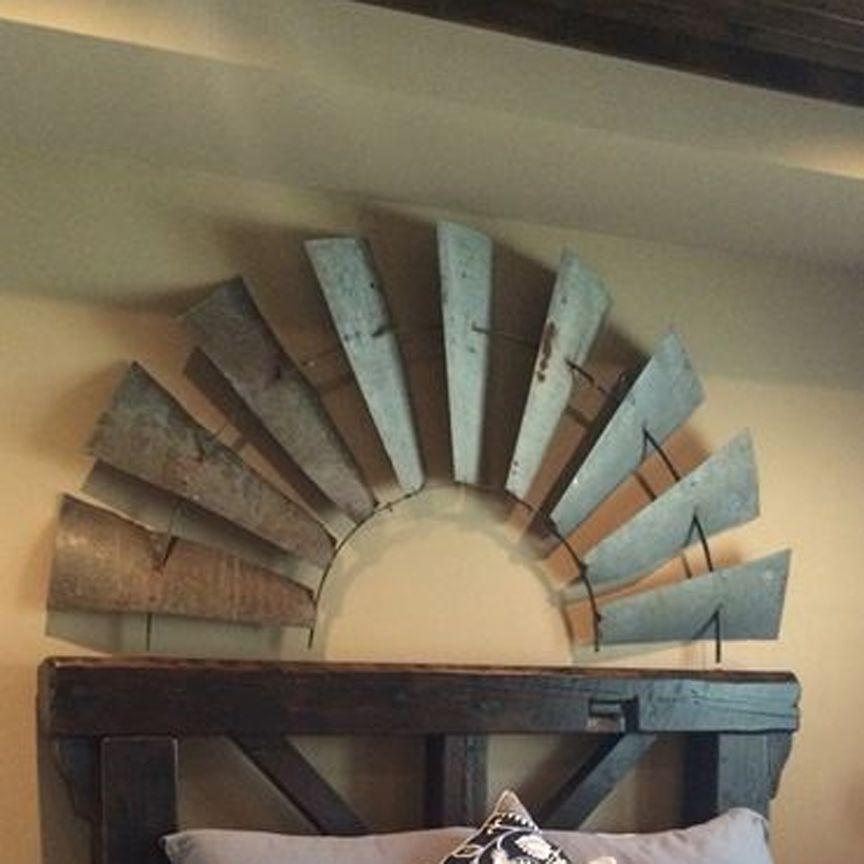 1 2 Windmill Wall Plaque Windmill Wall Decor Iron Wall Decor