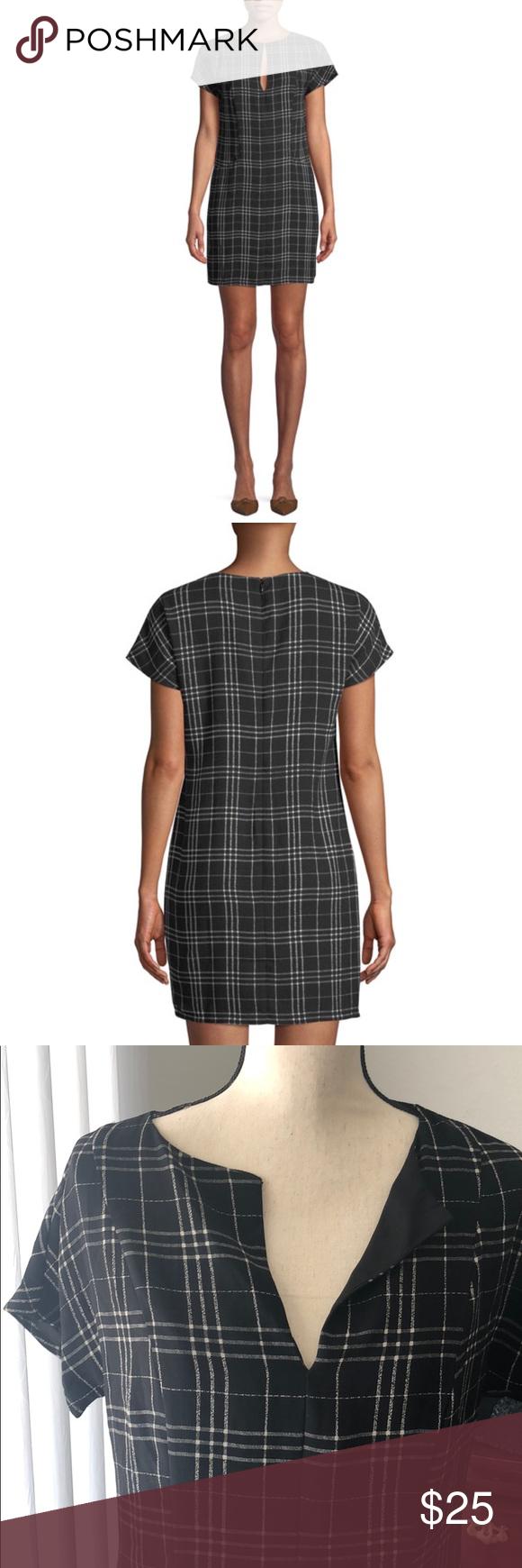 Used ali and jay plaid mini dress in my posh picks