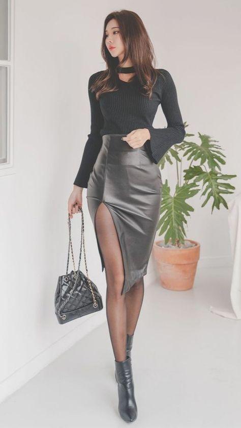 Photo of Super Dress Tight Black Stockings Ideas