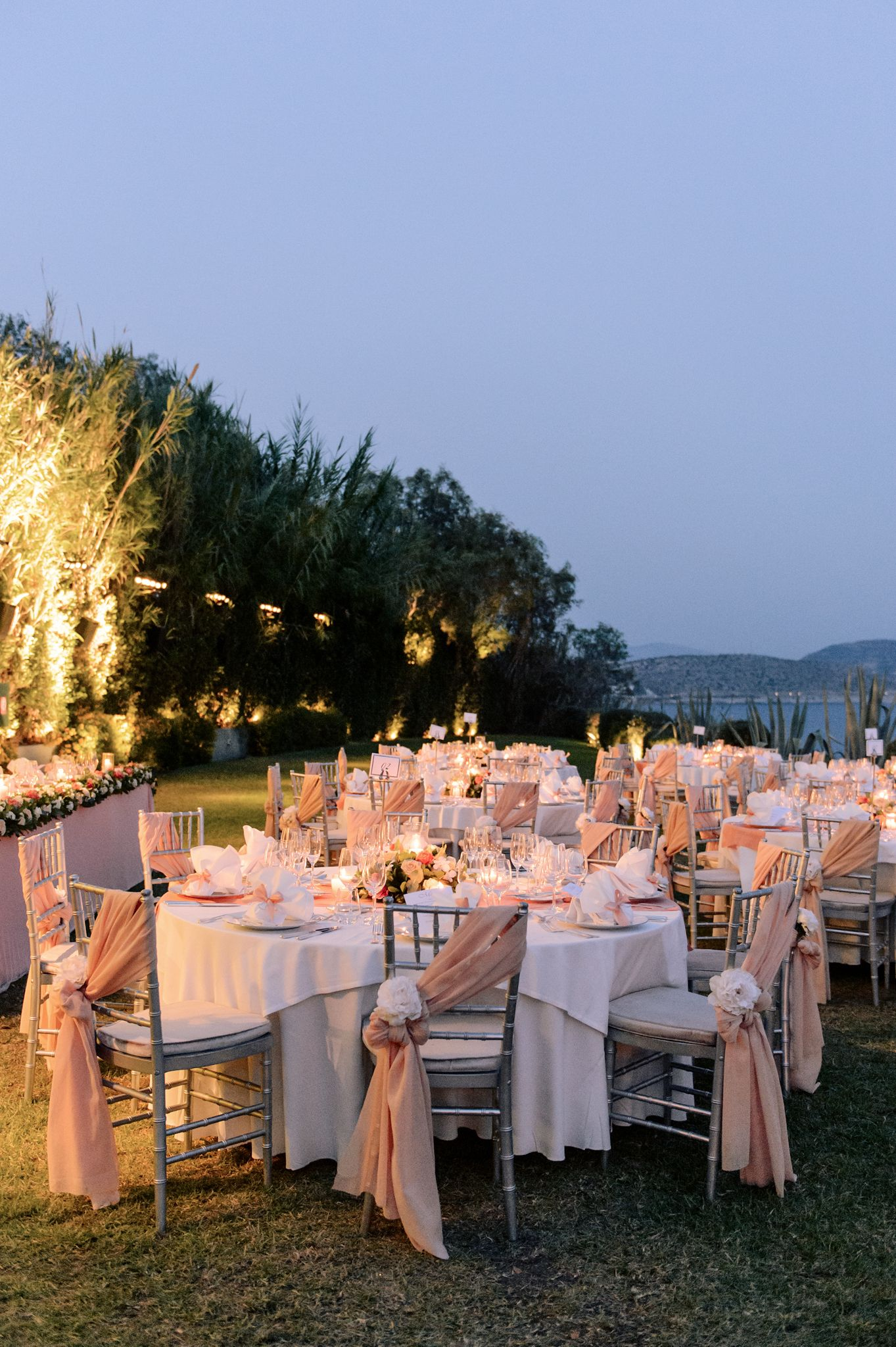 Classic Romance Wedding With All The Trimmings in