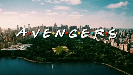 A•V•E•N•G•E•R•S // Avengers