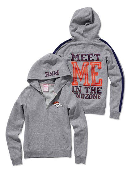 yay Bronco gear too! I love VS Pink  7009d15e0