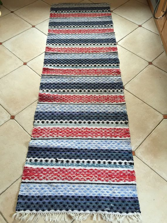 Vintage And Antique Swedish Rag Rugs