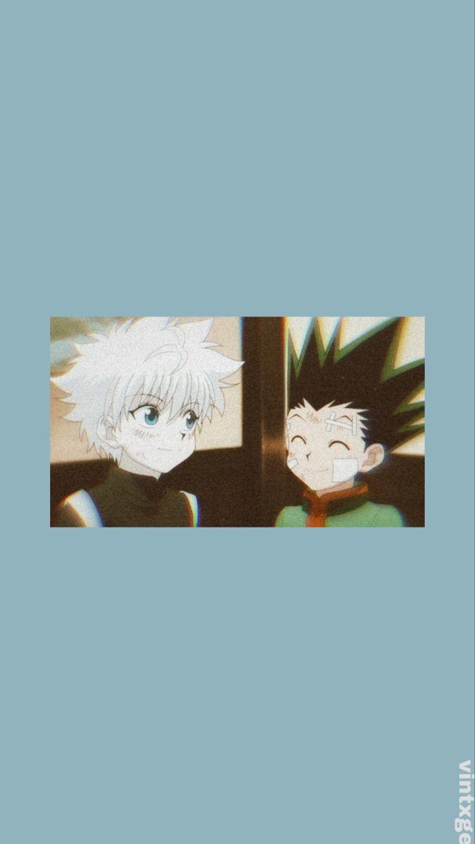 Hunterxhunter Killua Aesthetic Wallpapers In 2020 Anime Wallpaper Cute Anime Wallpaper Anime Wallpaper Iphone
