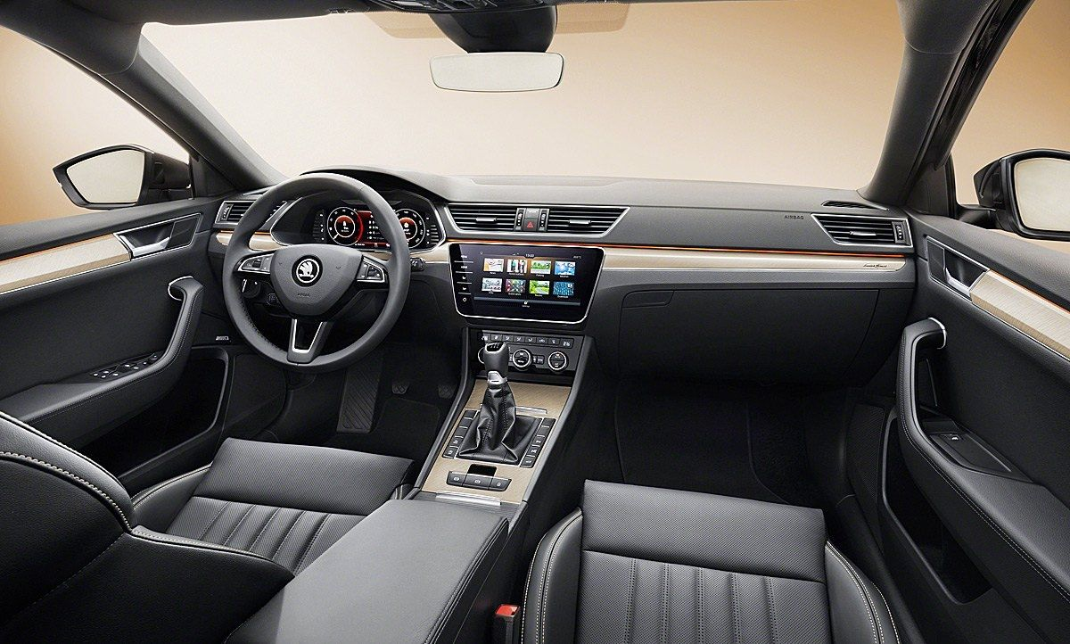 Top Skoda Superb 2020 Interior Exterior And Interior Skoda