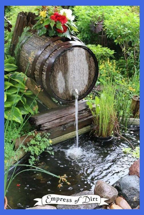 20 Backyard Garden Ponds For All Budgets Pond 400 x 300