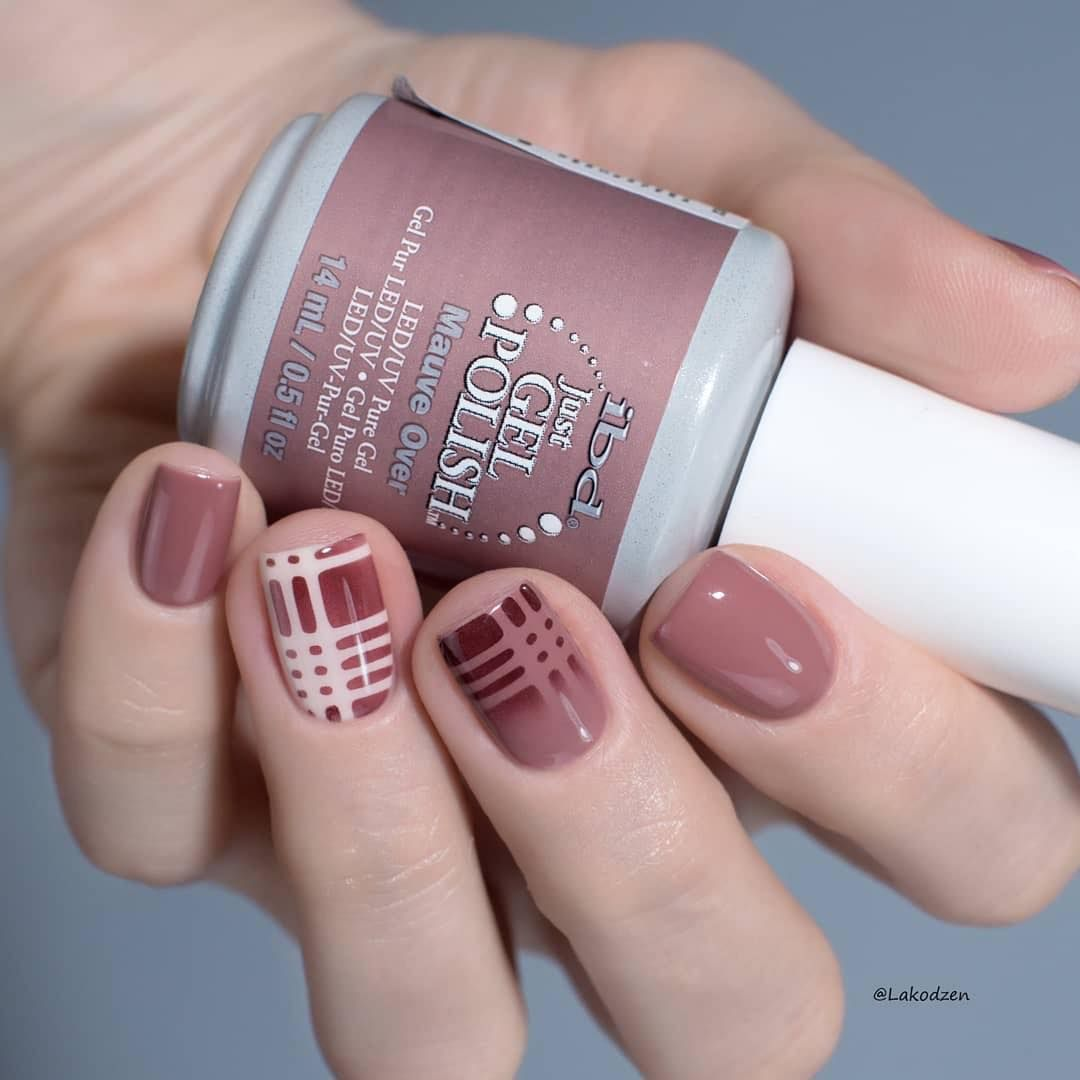 Ibd Beauty Official On Instagram Lakodzen Makes Us Love Mauve Over All Over Again Mauveover Is Available In Ju Ibd Just Gel Polish Gel Polish Nails