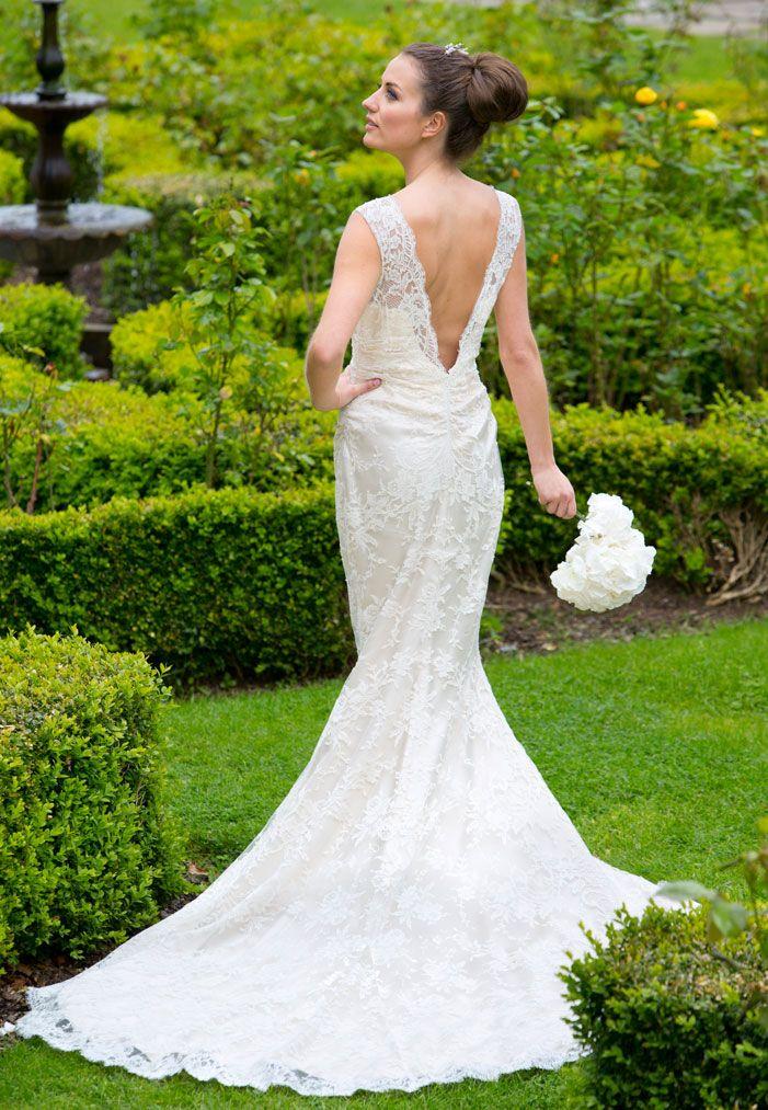 f79ac993ffcc Vintage Fiona by Liliana Dabic for La Novia Couture - La Novia Bridal Shop    Wedding Dress, Wedding Dresses, Wedding Dress Edinburgh 0131 5563445    Wedding ...