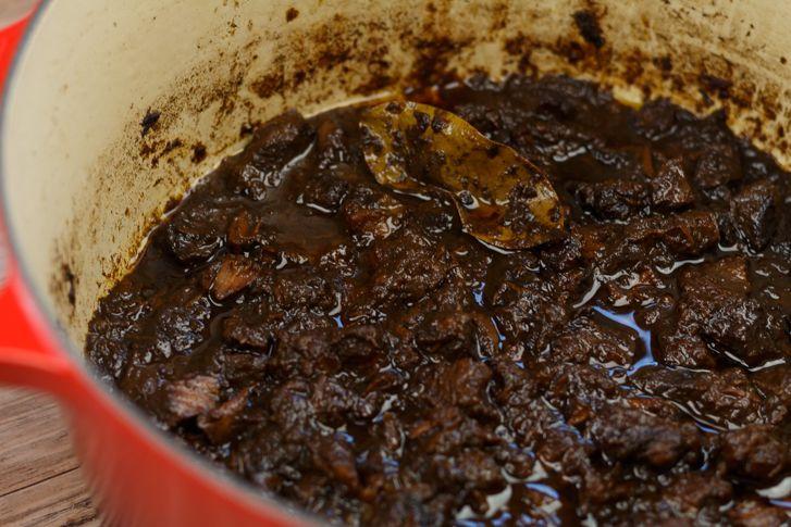 daging smoor | recipe | bakken | pinterest | om, oven and crockpot