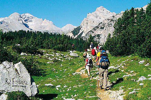 Bavière Tyrol et  dolomite