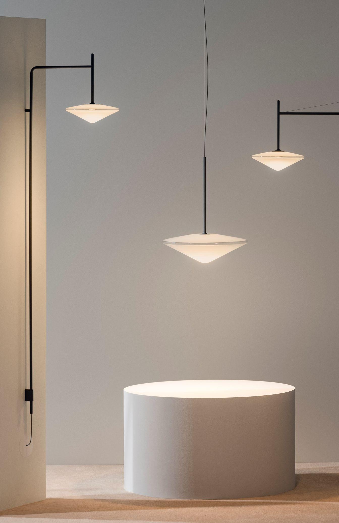 Led Direct Light Steel Plug Lamp Tempo
