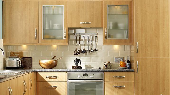 Cherry Style Modern Kitchen Cabinet Doors Fronts Kitchens Kitchen Refurbishment Kitchen Cabinet Doors Replacement Kitchen Doors