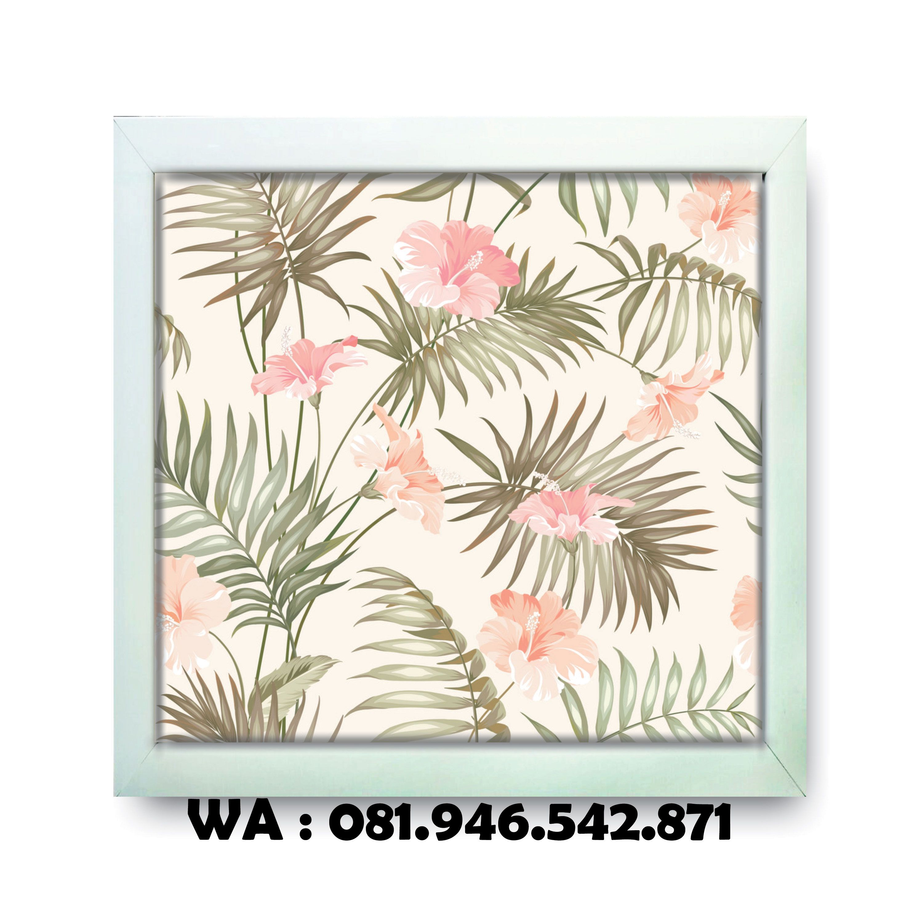 Spesifikasi Ukuran Ukuran 20x20 Cm Dengan Berat 250grm Jadi Sekilo Bisa 4 Pcs Bisa Pesan Motif Warna Frame Sesuai Keinginan Wallpaper Decor Home Decor