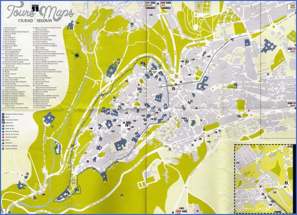 nice Seville Map Tourist Attractions Tours Maps Pinterest