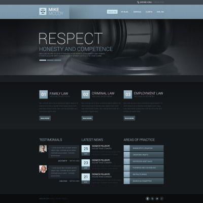 Atmospheric Law Firm Drupal Template 45958 Design Web Design Programs Drupal Web Design