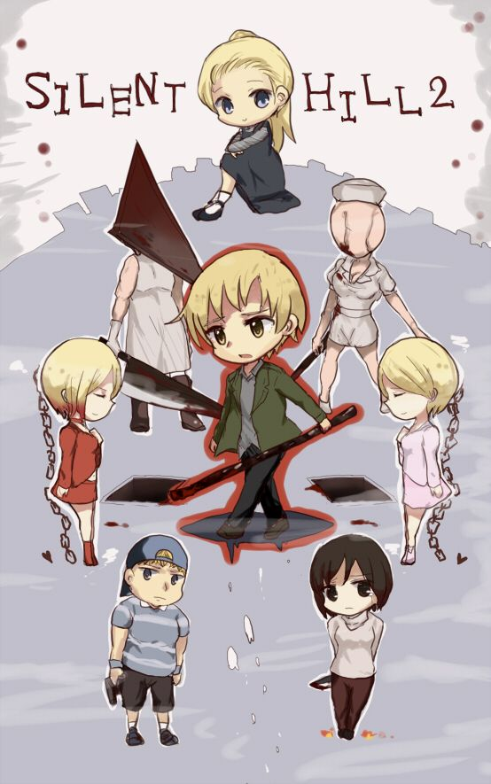 Pin By Beth Perry On Silent Hill Silent Hill Silent Hill Art