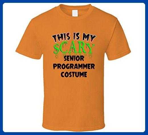 This is My Scary Senior Programmer Halloween Costume Trending Job ...