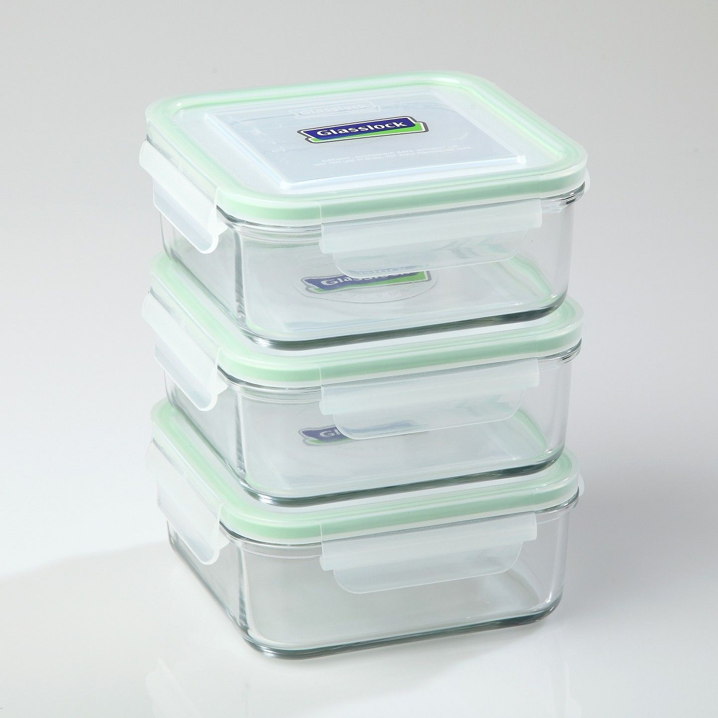 Glasslock Food Storage Container Sets Gogreen Glassworks Food Storage Container  Products