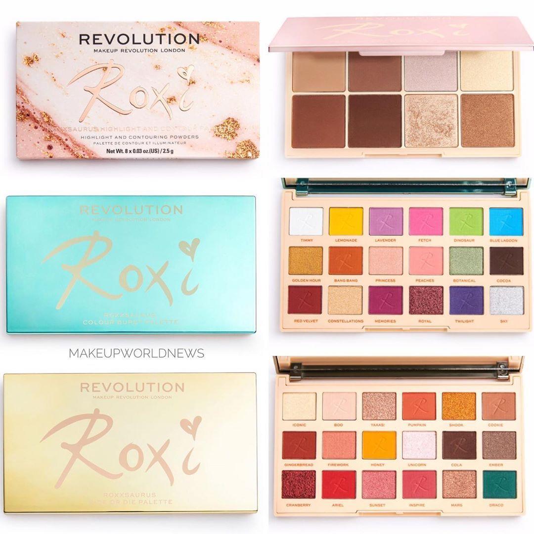 NEW COLLAB 🔔 . 👉🏼 makeuprevolution latest collaboration