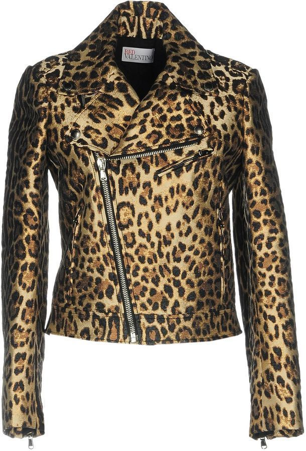 eb99ba4c49f0 Biker jacket in 2019 | leopard | Cheetah print outfits, Animal print ...