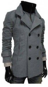 Pea Coats for Juniors and Teen Boys - Pea Coat Men | Random ...