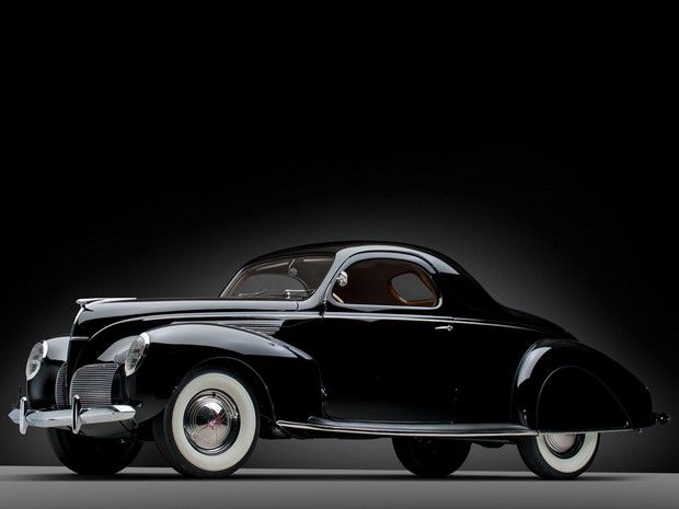 38 Lincoln Zephyr Coupe <3...