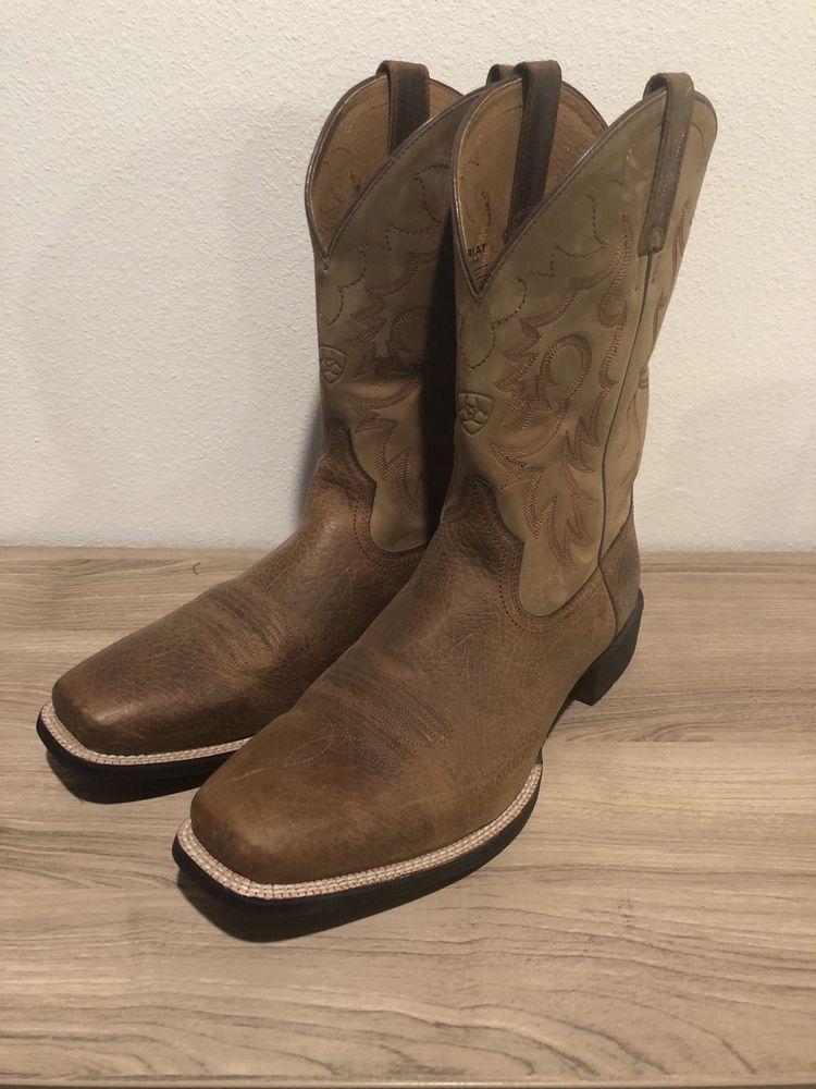 Ariat mens boots, Mens cowboy boots