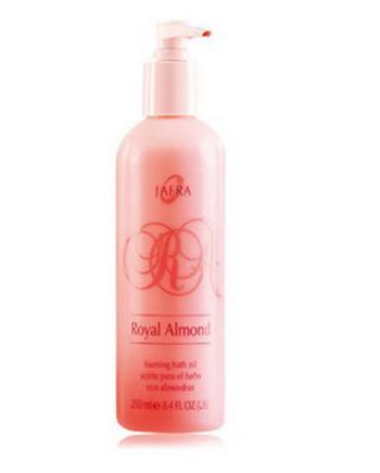 ROYAL ALMOND LOÇÃO PARA O CORPO COM AMÊNDOAS 250ml - Ajuda a reter a umidade natural da pele e perfuma com uma deliciosa fragrância e amêndoa.