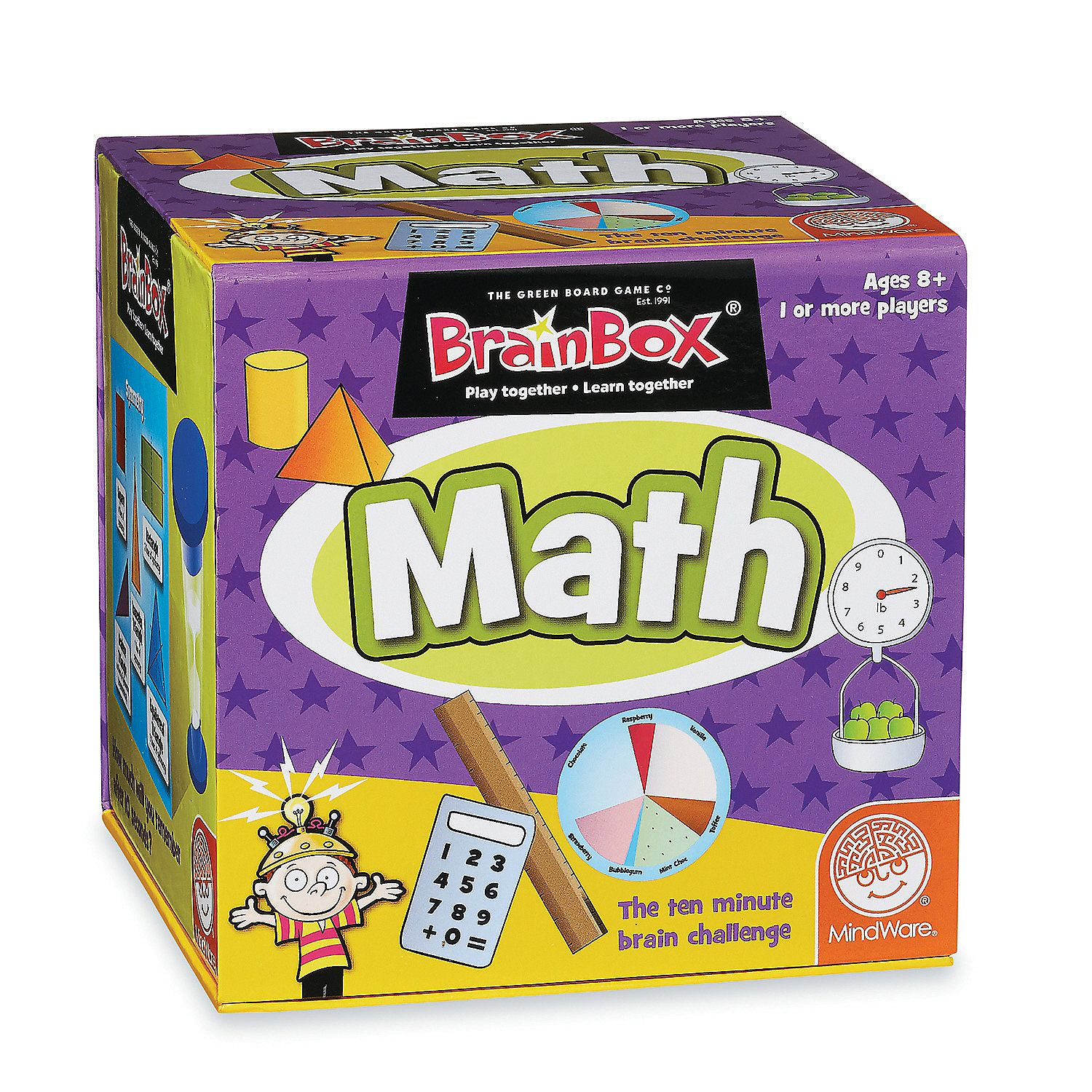 BrainBox Math MindWare (With images) Thinking games