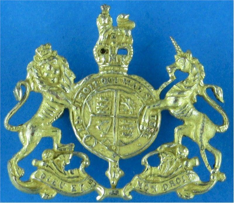 Cdn Officer/'s General List Gilt /& Enamel Collar Badges