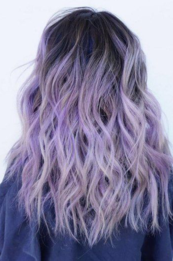 Image Result For Smokey Lilac Hair Color Grey Hair Colors Hair